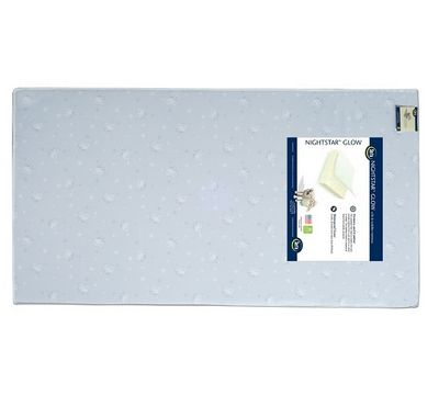 Kids Nightstar Glow Crib Mattress