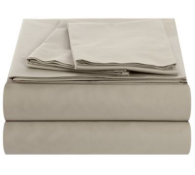 Temperature Regulating Sheet Set in Linen