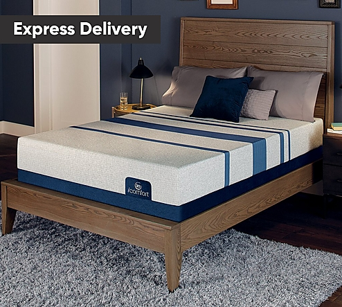 IComfort Blue Touch Gentle Firm Mattress - Free legal invoice template online mattress store