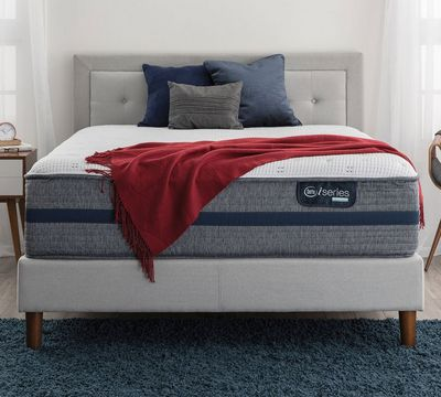 "iSeries Hybrid 500 14.125"" Cushion Firm Mattress"