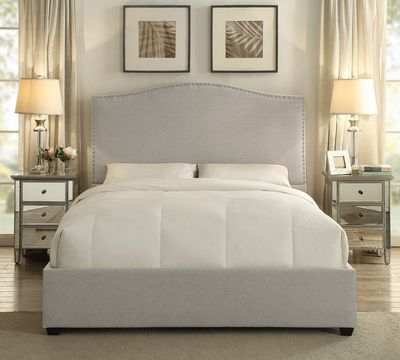 Kasie Upholstered Platform Bed