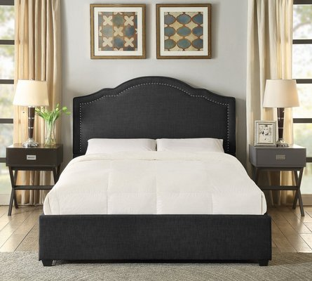 Felicia Upholstered Platform Bed Queen