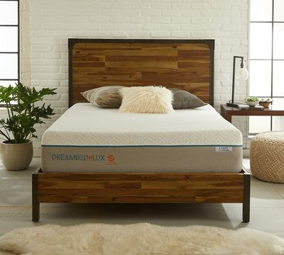 "Lux LX640 13"" Medium Plush Mattress"