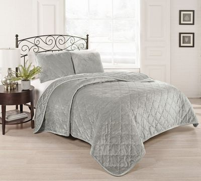 Andrea Coverlet Bedding Set