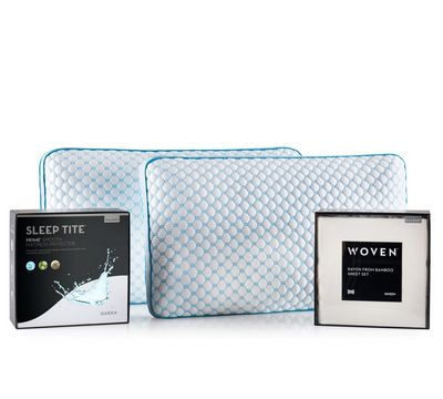 Bedding Essentials Bundle - Queen