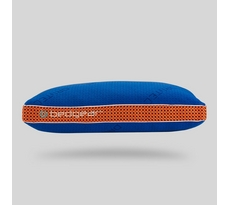 Limited Edition! bedgear Mets-Inspired Blue and Orange All Position Pillow