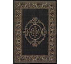 Antique Medallion Indoor/Outdoor Rug