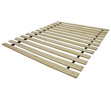 Super Heavy Duty Deluxe Amish Wood Bed Slats