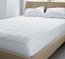 Design Weave Outlast Mattress Pad