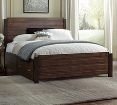 Washington Storage Bed