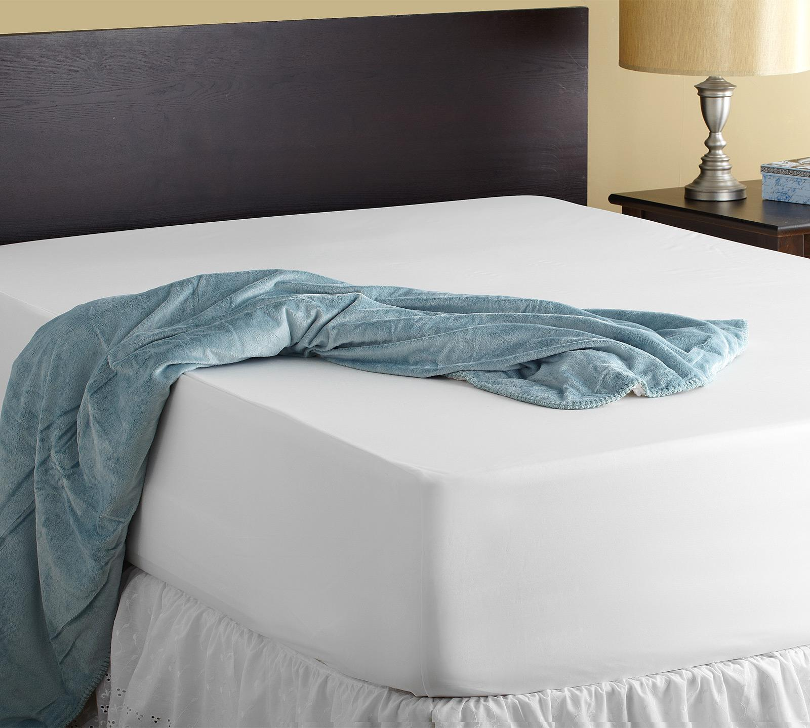 BedLiner, Fits Mattresses 14 To 18 Inches Thick