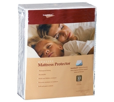 StainGuard Cotton Terry Mattress Protector