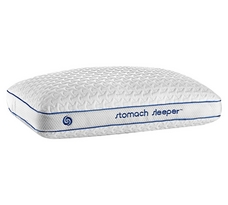 bedgear Align Stomach Sleeper Position Pillow