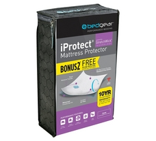 bedgear iProtect Mattress Protector Powered by Stretchwick
