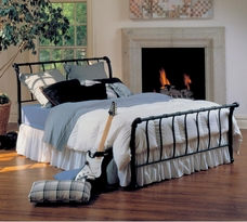 The Janis Sleigh Bed