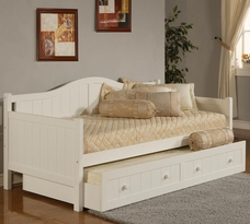 The Staci Daybed With Trundle Drawer