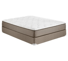 Hampton & Rhodes 10.75 Inch Gel Foam Plush Mattress