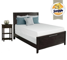Snuggle Home 10 Inch Medium Firm Gel Memory Foam Mattress