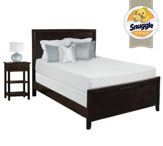 Snuggle Home Deluxe 12 Inch Gel Memory Foam Mattress