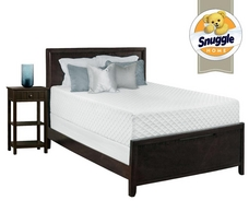 Snuggle Home Deluxe 14 Inch Gel Memory Foam Mattress