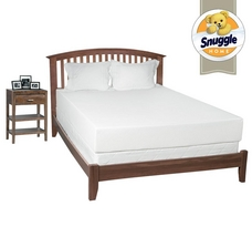 Snuggle Home 9 Inch Memory Foam Mattress