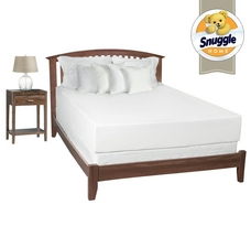 Snuggle Home 11 Inch Memory Foam Mattress