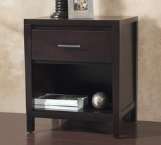 Nevis One Drawer Nightstand