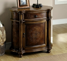 Monarch 1 Drawer Bombay Cabinet