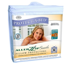 Protect A Bed Allerzip Pillow Protector