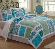 Belfast Cotton Quilt Set