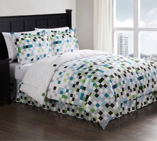 Pixel Fun Comforter and Bedding