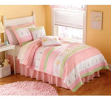Tara's Stripe Quilt Set
