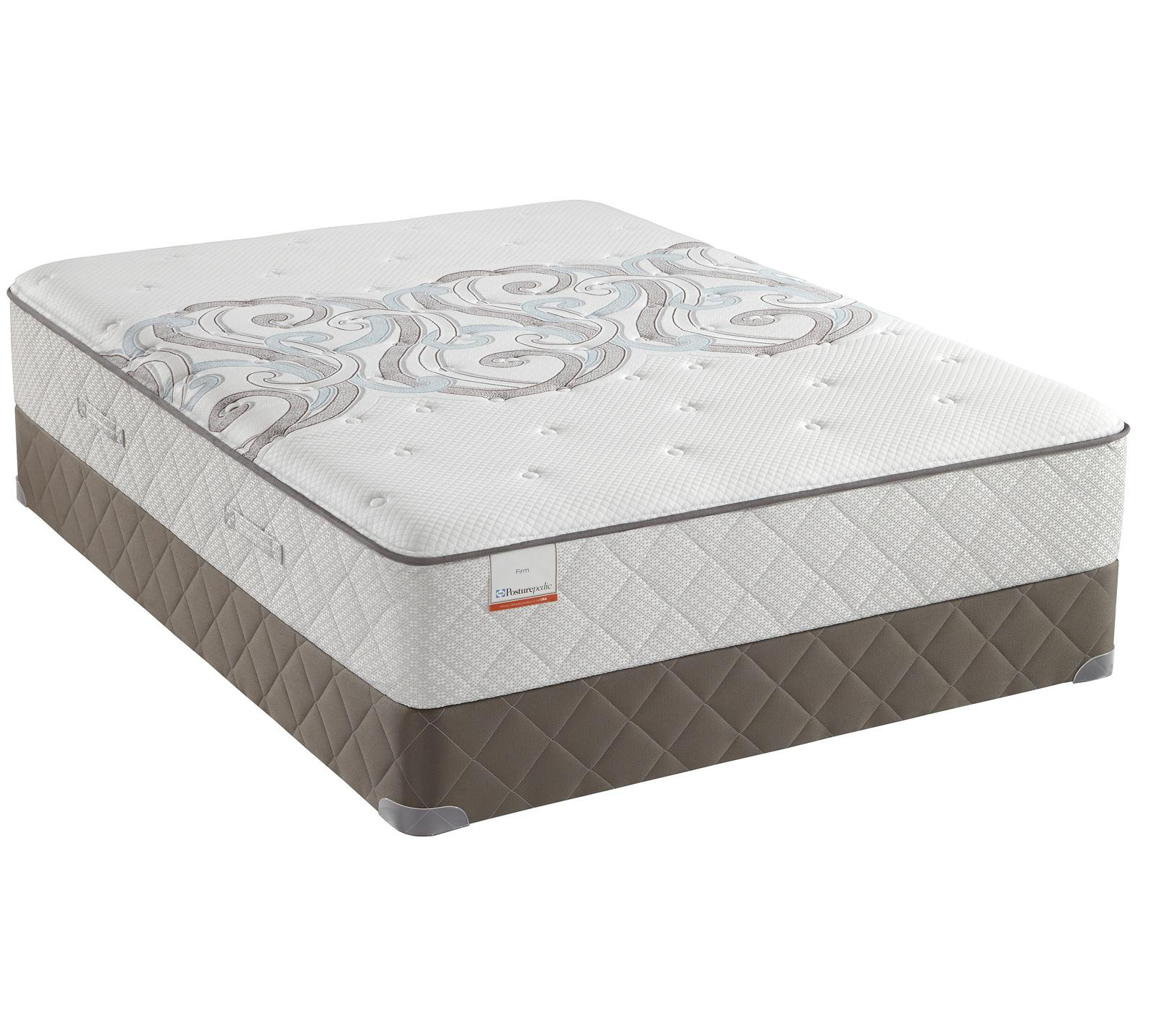 Sealy Posturepedic Port Cartier Luxury Firm Mattress