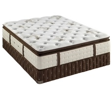 Stearns & Foster Signature Cape May Luxury Plush Euro Pillowtop Mattress