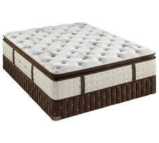 Stearns & Foster Signature Cape Coral Luxury Plush Euro Pillowtop Mattress