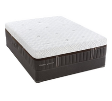 Stearns & Foster Founders Echo Grove Hybrid Luxury Cushion Firm Mattress