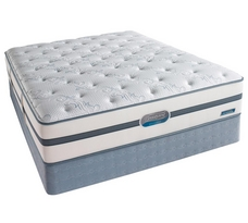 Simmons Beautyrest Recharge Shakespeare Luxury Plush Mattress