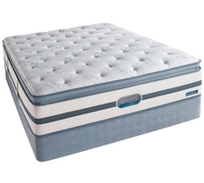 Simmons Beautyrest Recharge Shakespeare Luxury Plush Pillowtop Mattress