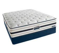 Simmons Beautyrest World Class Recharge Shakespeare Luxury Plush Mattress