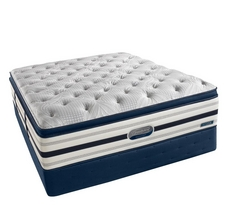 Simmons Beautyrest World Class Recharge Shakespeare Luxury Firm Super Pillowtop Mattress