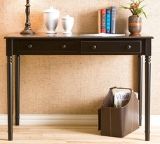 Crisp 2 Drawer Writing Desk
