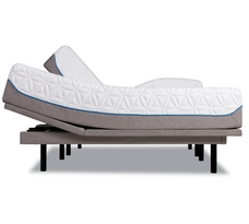 Tempur-Ergo Plus Adjustable Base with TEMPUR-Cloud Luxe Mattress