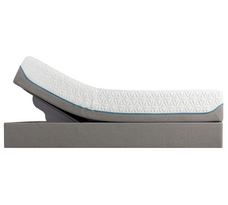 TEMPUR-Up Adjustable Foundation with TEMPUR-Cloud Supreme Mattress