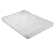 Serta Cyrus 8 Inch Natural Futon Mattress