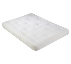 Serta Willow 9 Inch Natural Futon Mattress