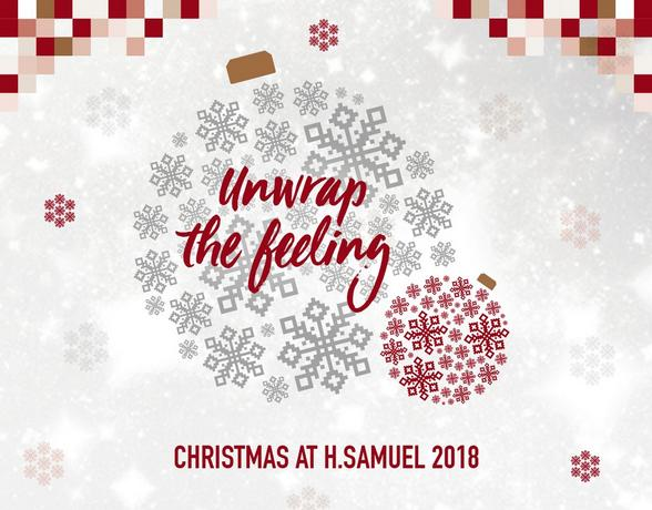 Christmas At H.Samuel 2018 - Shop Now