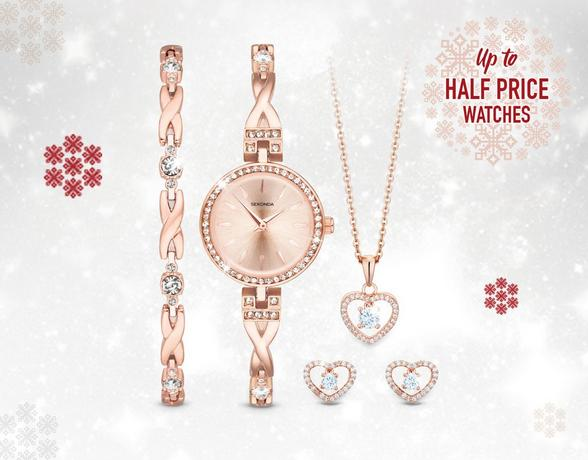 Up To Half Price Watches - Shop Now