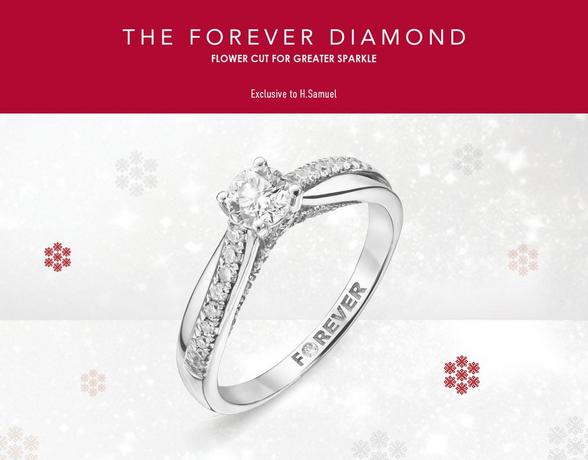 The Forever Diamond - Shop Now