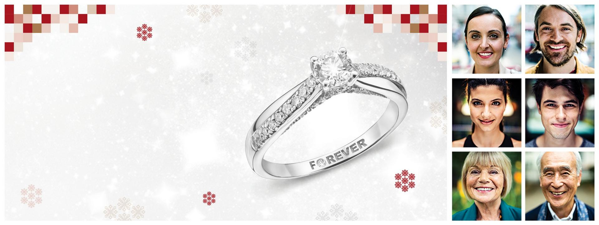 Up To Half Price Engagement Rings - Shop Now