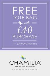 Chamilia Free Gift - Shop Now